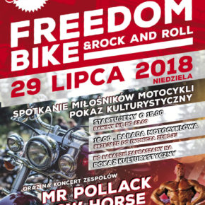 FREEDOM, BIKE & ROCK AND ROLL